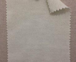 304 -B Raw White Bamboo Jersey