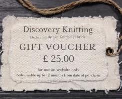 £25. gift voucher