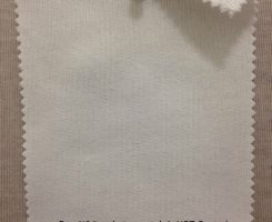 CD 608 LB-C-RW  COATED Heavy Loopback Combed Cotton Raw White