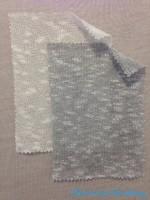 Cobweb Grey Marl, Raw White