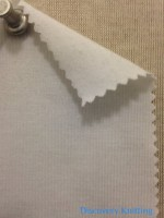 029 -PE  Raw White Jersey