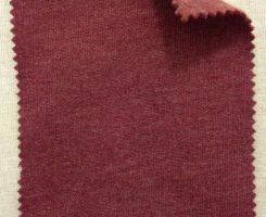 680 FTG-CAVP-WM  Wine Melange Fleece