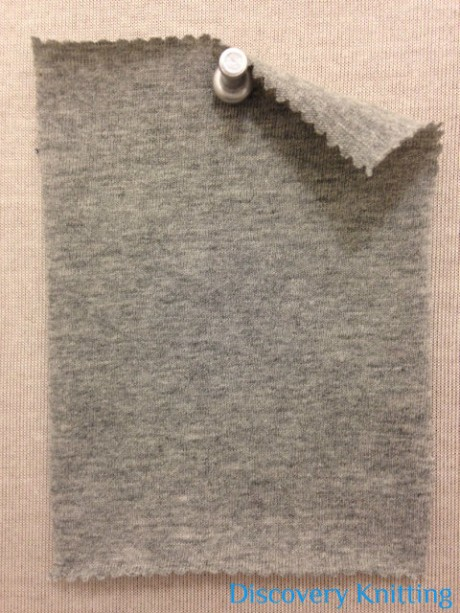 695-C Jersey Grey Melange
