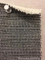 763 LBT-CVP  Wrangler Stripe Black/Natural
