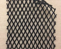 739-CE-Blk   Black Fishnet