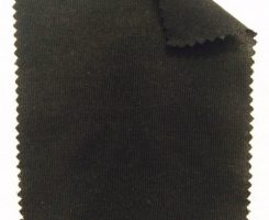 599 -AV  Low Pill Viscose Jersey Black