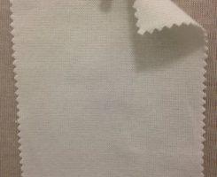 9122-CE -RW  1x1 Rib w Lycra Raw White