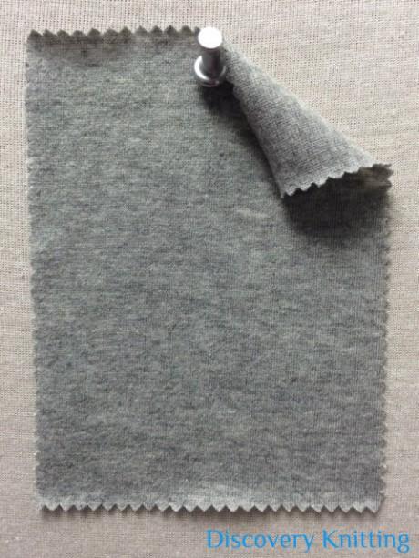 047 G-OG Organic Cotton Jersey Grey Melange