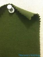 047 T-OG-Oliv Organic Cotton Jersey Olive Green #62353