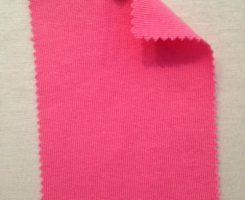 1814 T-C 1x1 Rib Pink