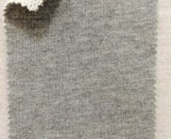 768 LBG T-OG Organic Grey Melange Loopback