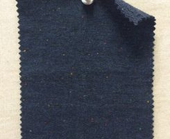 542 LBT-CVP-N Loopback Navy Tweed