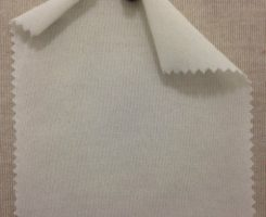 042-N  Nylon Lining Jersey Raw White