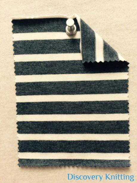 02971 S-AVE-DN Jersey Stripe Soft Denim/Natural