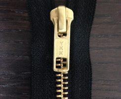 ZP-52  Black/Antique Gold TOP