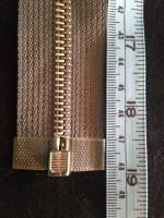 ZP-54 Dark Grey /Antique Silver Measure CM & Inches