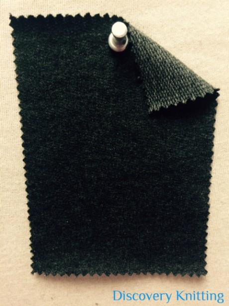 781 LB-C-CM Loopback Charcoal Melange /Charcoal back