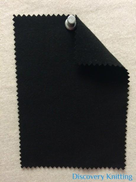 029-PVE-Blk Poly Viscose Lycra Jersey Black