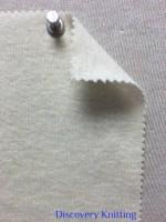 800 T-CW-SN Combed Cotton Merino Wool 1x1 Rib Scour Natural