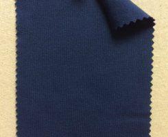 029 -AVE-Cobalt  Low Pill Viscosey Lycra Jersey DEEP COBALT