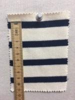 865 S-OGC  Salcombe Jersey Breton Stripe RULER CM