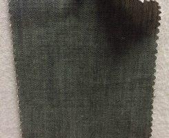W 8508 -CV   Woven Grey Chambray /natural back