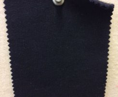 655 LB -OG -Navy # 43500 A  Organic Cotton Loopback