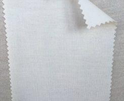866 -PE-RW  Poly Lycra Jersey RAW WHITE