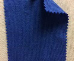 831 T-OG-Blu46 BLUCINA # 46  Organic Cotton 1x1 Rib