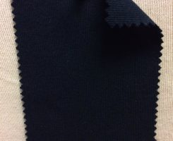 831 T-OG-Nvy99 BLUE NAVY # 99  Organic Cotton 1x1 Rib