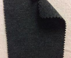 873 G-PVE-CM 1x1 Rib Charcoal Melange # 89616