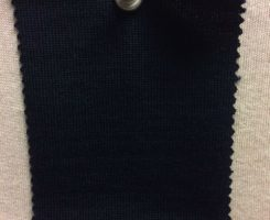 726-WD-Navy Rugby Jersey Wool Acrylic DARK NAVY