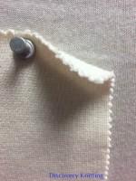 480 LBT-OGM-SN Organic Cotton MODAL Loopback SCOUR NATURAL