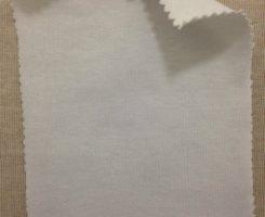 667-MOGE -OP MODAL ORGANIC COTTON LYCRA JERSEY - OPTICAL WHITE