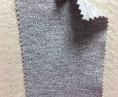 7800 G-C Combed Cotton Interlock GREY MELANGE # MT
