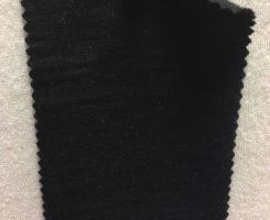 962 -OG Organic Cotton Slub Jersey BLACK