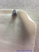 W 8513-C  Cotton Twill Pocket Lining SCOUR NATURAL