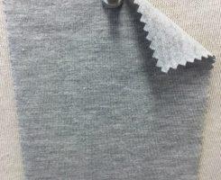667 G-OGE Organic Cotton Lycra Jersey GREY MELANGE # 10