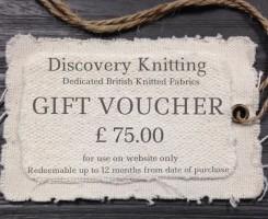 £75. gift voucher