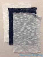 Cobweb Grey Marl, Black, Raw White