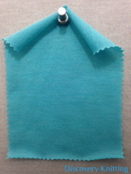 050 -PC -Turq  Fine Jersey Turquoise