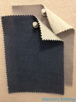 PS 652 LB-PME  Navy and Grey