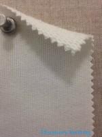 608 LB-OG-RW Organic Combed Cotton Loopback RAW WHITE