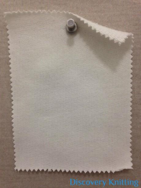 608 LB-OG-RW Organic Cotton Heavy Loopback RAW WHITE