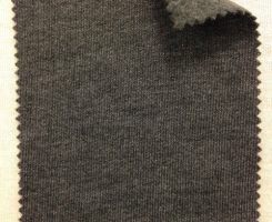 688 FT-CVP Charcoal Melange Fleece