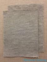 Grey Melange Fleece 706 FTG-CMP & Rib 9122 G-MPE