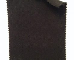474 T-C-Blk  Pique Black