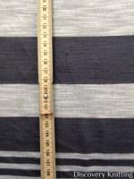 638-VN -BlkEcr Arabella Maxi Slub Stripe Jersey CM Repeat