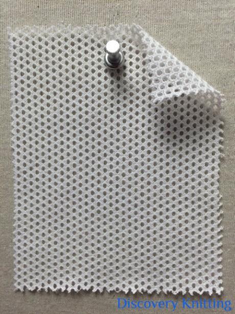 767-PC-OP Cotton Poly Eyelet Optical White