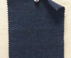 542 LBT-CVP-N Loopback Navy Tweed
